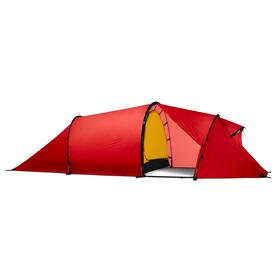 Hilleberg Nallo 3 GT - Tente - rouge